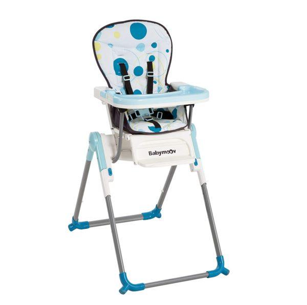 Louer une chaise haute lors de votre séjour sur l'ile de la Réunion, modèle Babymoov