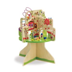 Louer un arbre d'activité pour enfant de 1 an a 5 ans.