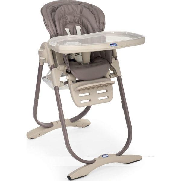 Location d'une chaise haute pour manger afin de faciliter les repas de bébé