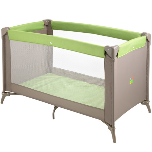Rent an umbrella bed for your baby during your stay in Reunion