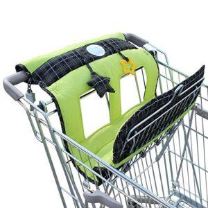 louer un protège caddie pour bébé un accessoire de puériculture indispensable lorsque vous aller faire vos courses