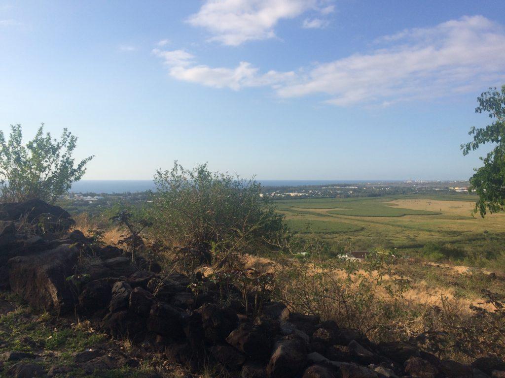 Chemin de Bellemène première vue panoramique