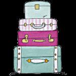 Préparer la valise de bébé qui voyage sur l'ile de la Réunion