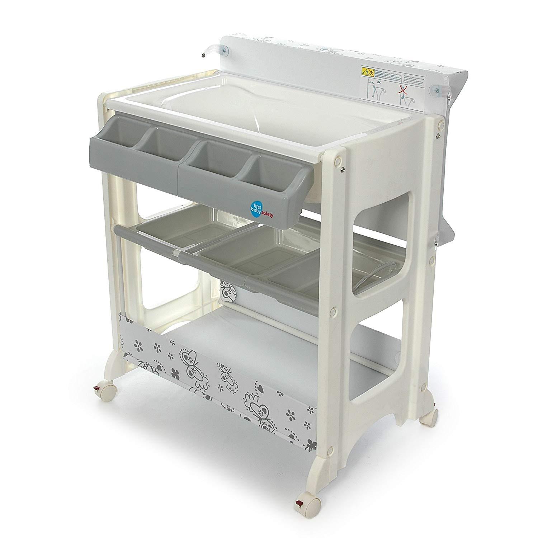 location baignoire haute et table langer mat riel. Black Bedroom Furniture Sets. Home Design Ideas