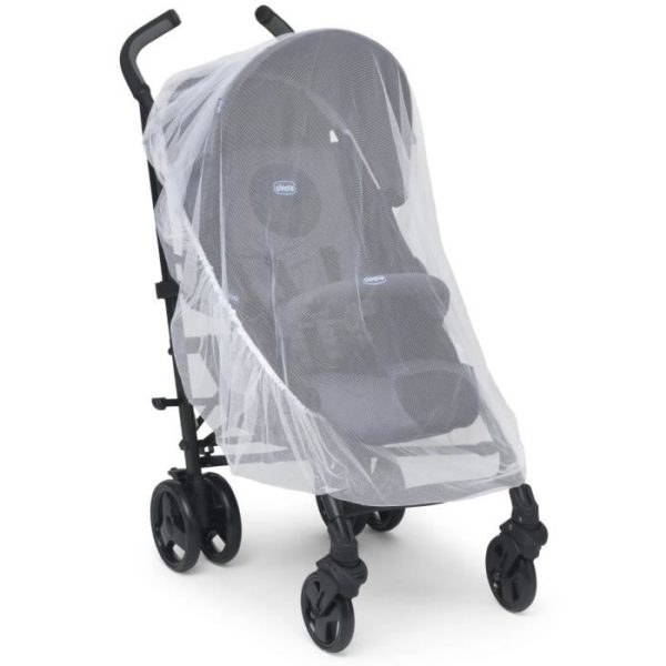 Rent a mosquito net for stroller in Reunion