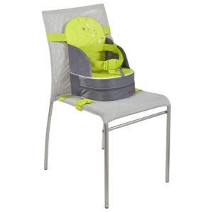 Louer pour votre bébé un rehausseur de table à la Réunion