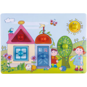 rent a wooden puzzle for babies from 18 months