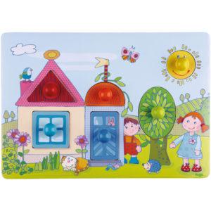 louer un puzzle en bois pour bébé dès 18 mois