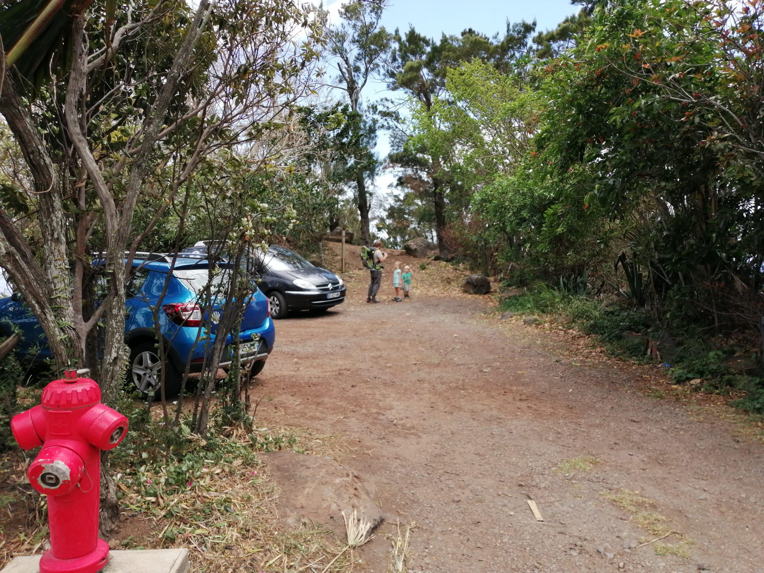 Parking Cap Bernard