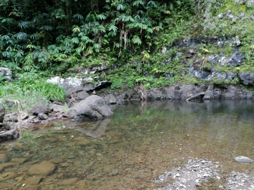 Photo de la cascade maniquet