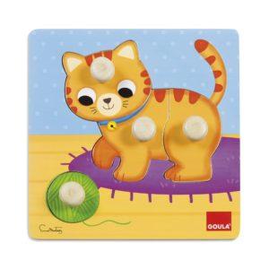 location jouets et jeu : Puzzle chat