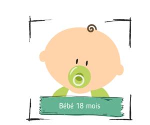 Location puériculture pour bébé de 18 mois à la Réunion