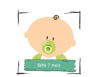 Louer du matériel pour bébé 7 mois à la Réunion