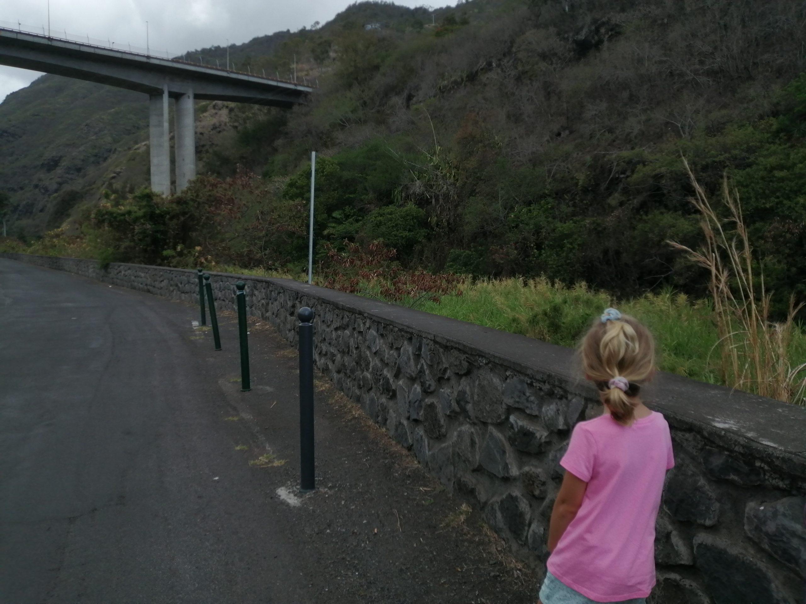 Radonnée Pont vinh san à St Denis