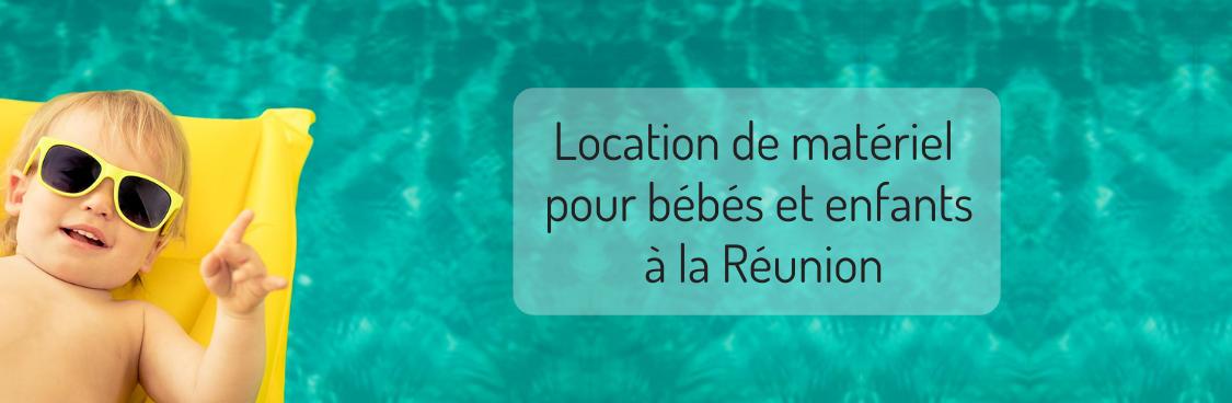 Lilo bébé réunion - Location équipement puériculture à la Réunion