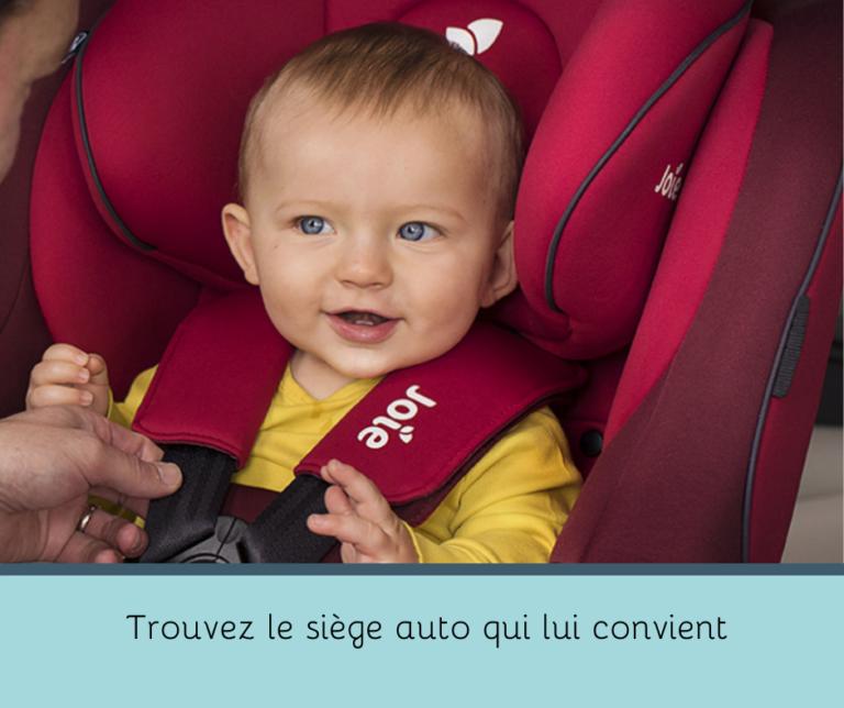 Lilo Bébé - Location siège auto à la Réunion 974