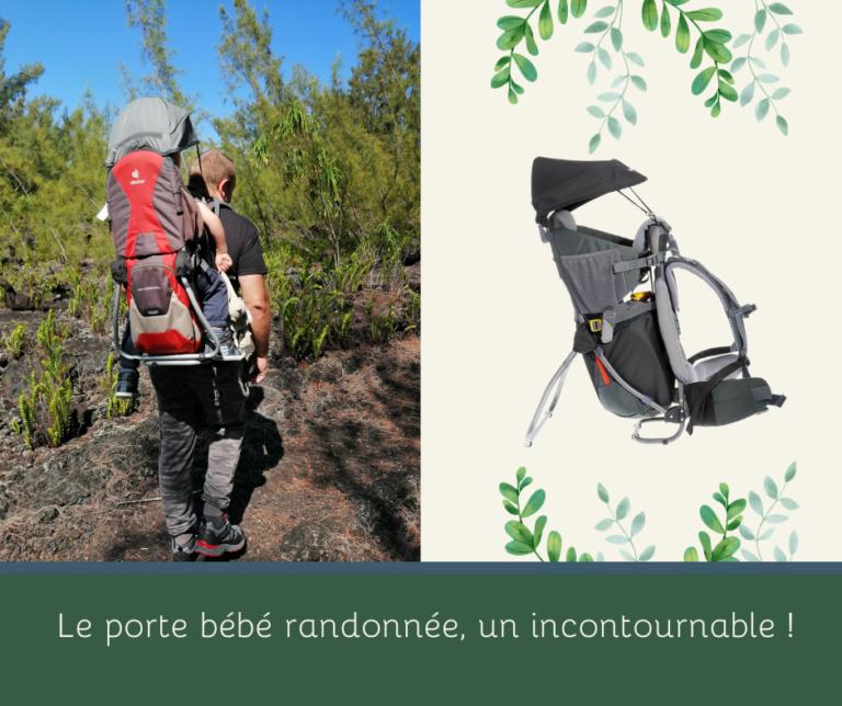 Lilo Bébé - location porte bébé randonnée