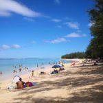 Magnifique plage de St Gille à la Réunion